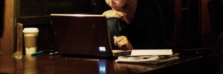 studiare notte