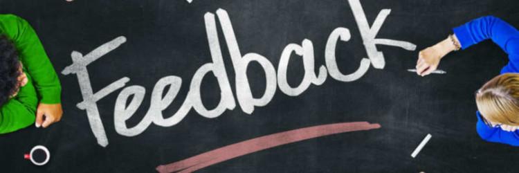 chiedere feedback