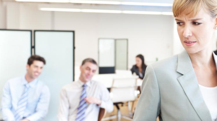 maschilismo al lavoro