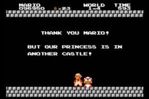 sindrome principessa e super mario